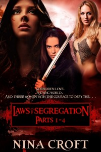 Laws of Segregation (books 1 – 4)