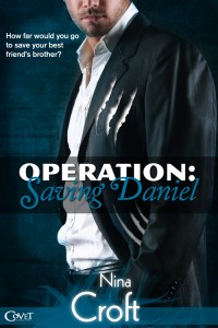 Operation Saving Daniel (The Melville Sisters Book 1)