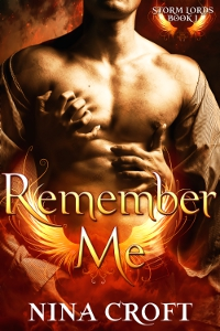 Remember Me (Storm Lords book 1)