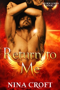 Return to Me (Storm Lords book 2)