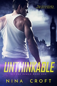 Unthinkable (Beyond Human book 1)