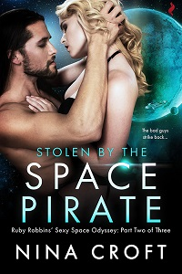 Stolen by the Space Pirate (Ruby Robbins Part 2)
