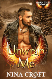 Unwrap Me (Storm Lords Book 4)