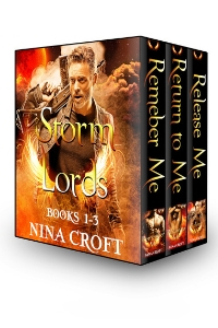 Storm Lords Boxed Set (Books 1 – 3)
