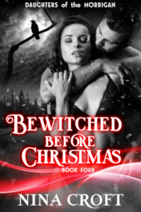 Bewitched Before Christmas (Daughters of the Morrigan book 4)
